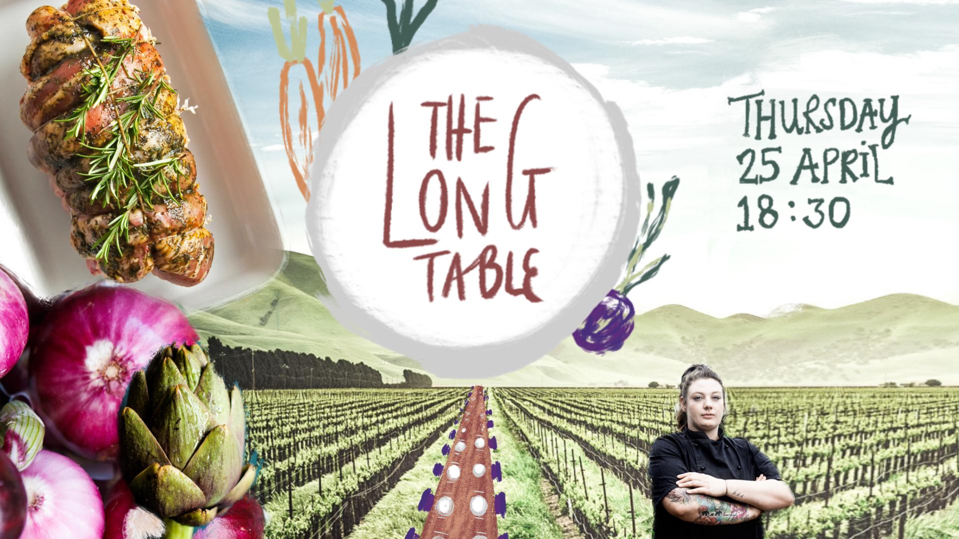 Long Table Event Port Elizabeth April