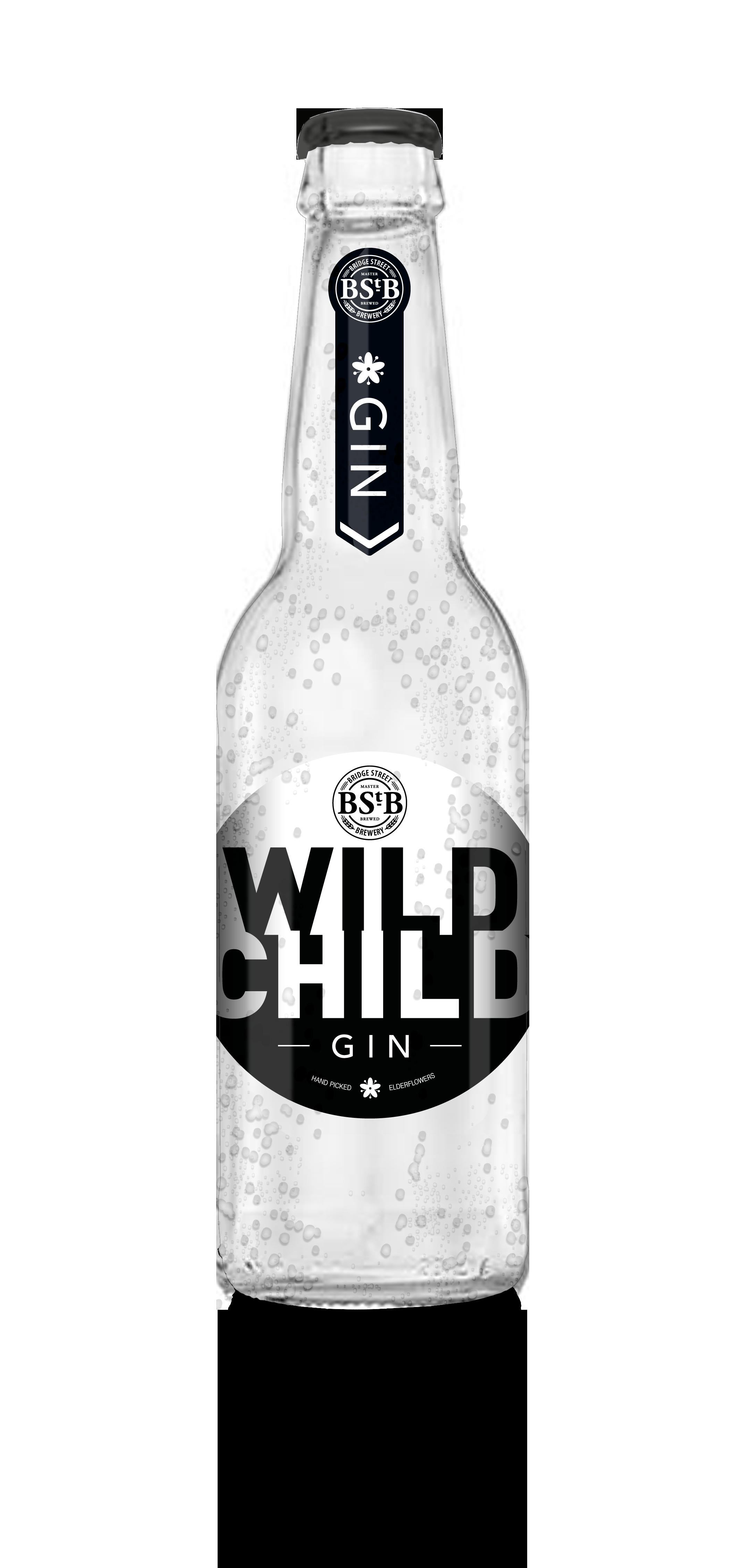 Bridge Street Micro Brewery Wild Child Gin