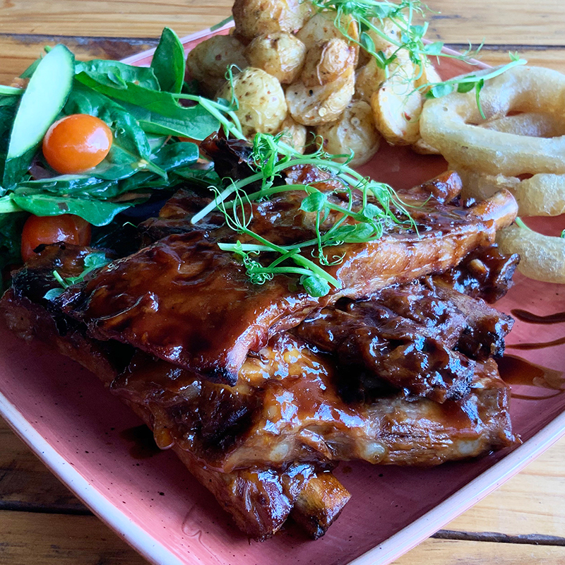 Wednesday Rib Special